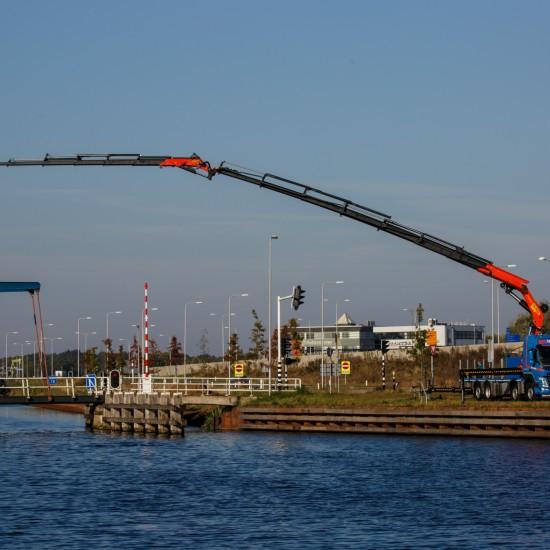 78 ton/meter kraanwagen