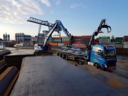 Rijplatenverhuur en -transport